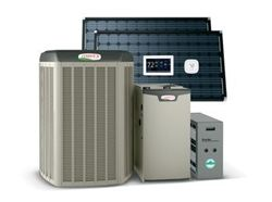 units with accessories for ac repair, ac install, heat pump repair, heat pump install, furnace repair, furnace install